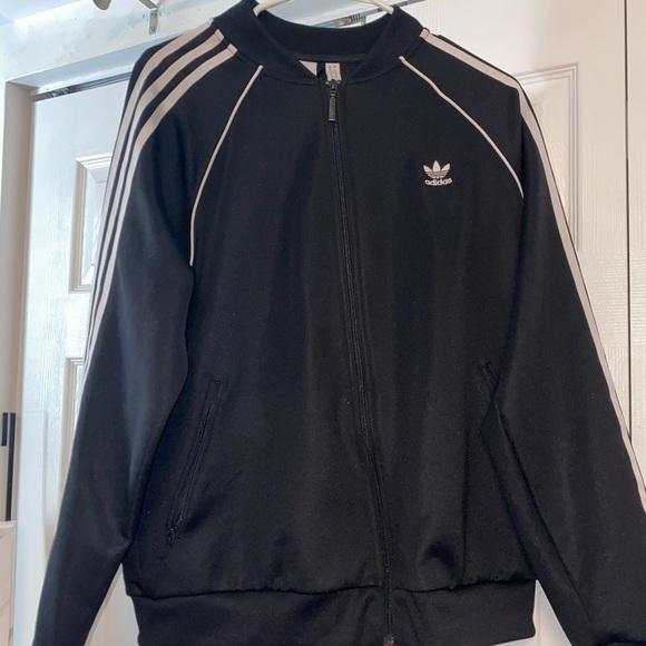 Adidas Zip Up Track Jacket Size Large